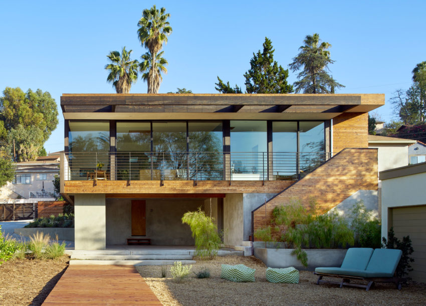 Morris House by Martin Fenlon Architecture (4)