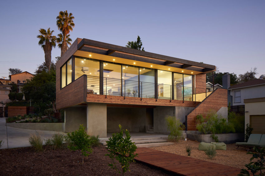 Morris House by Martin Fenlon Architecture (10)