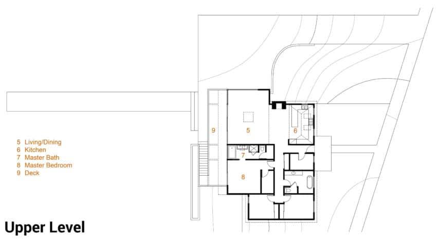 Morris House by Martin Fenlon Architecture (12)