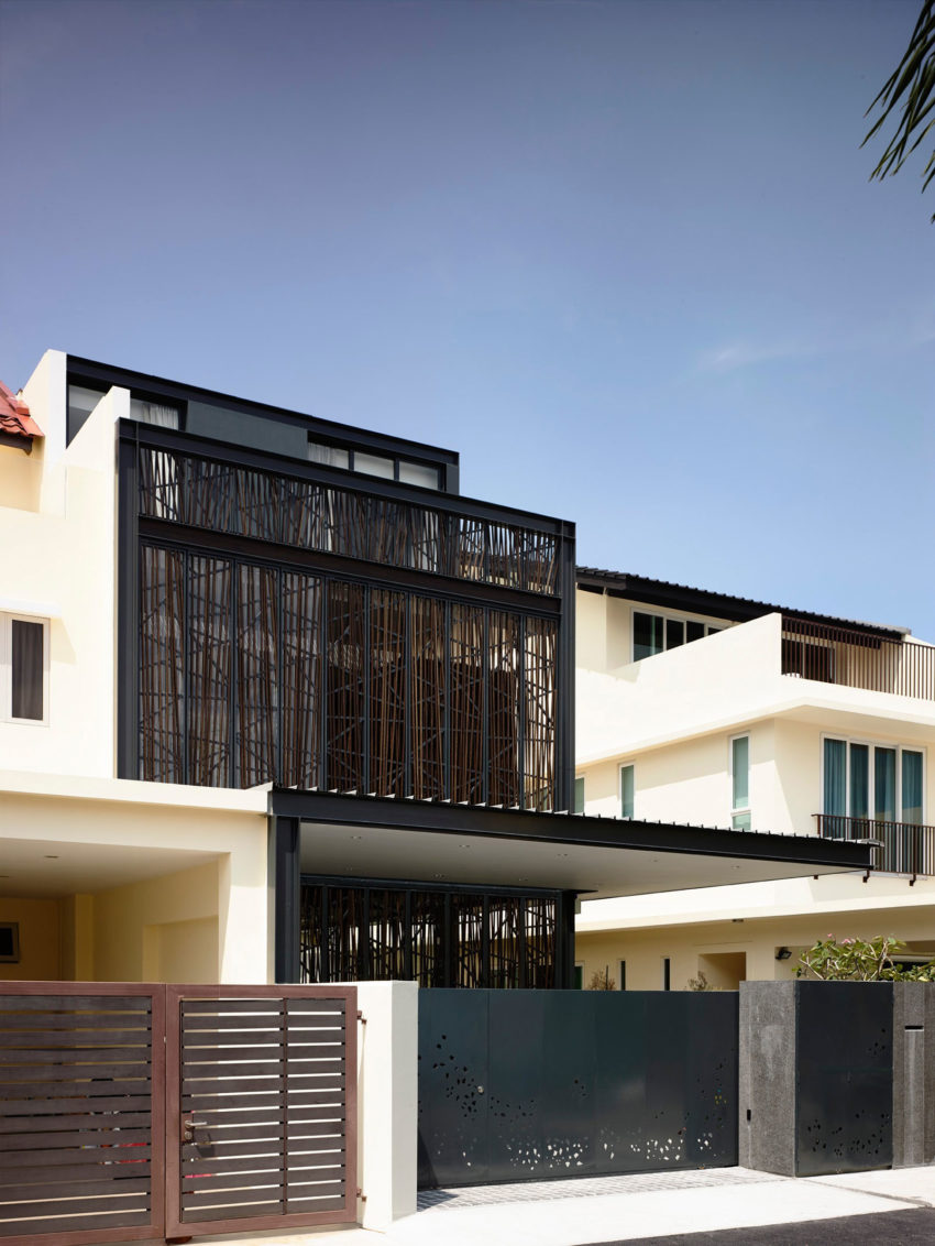 Natural Geometry by HYLA Architects (1)