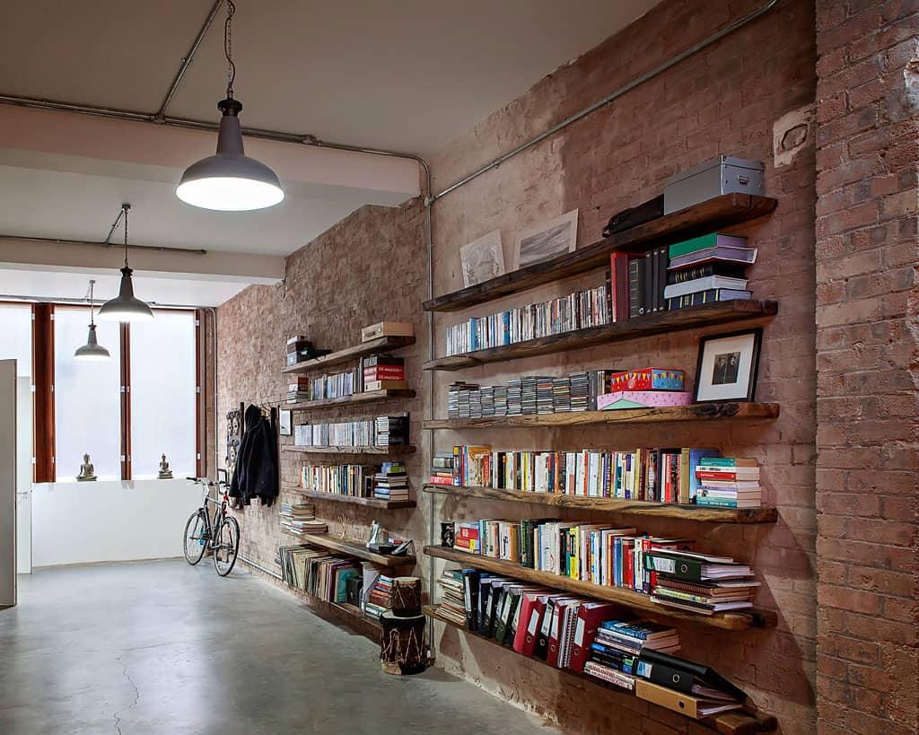 Shoreditch Warehouse Conversion by Chris Dyson Arch (7)
