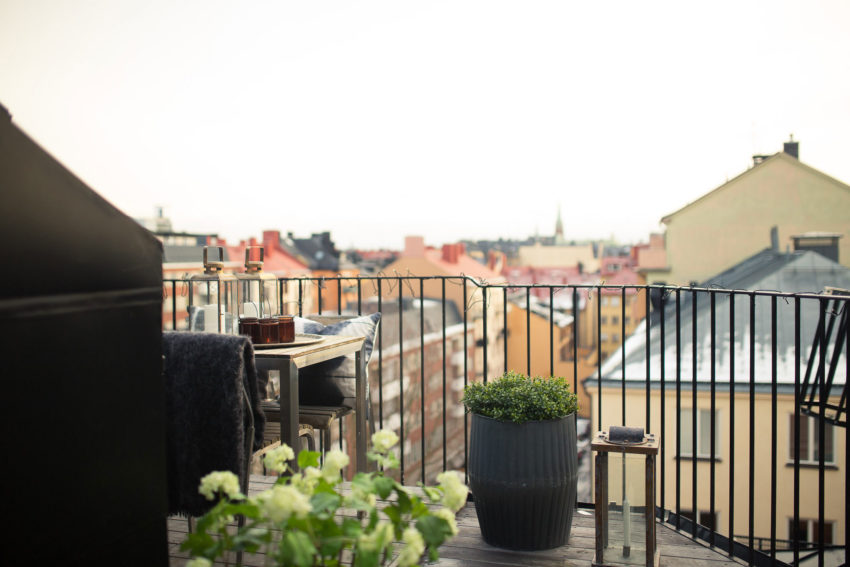 Stylish Apartment in Stockholm (2)