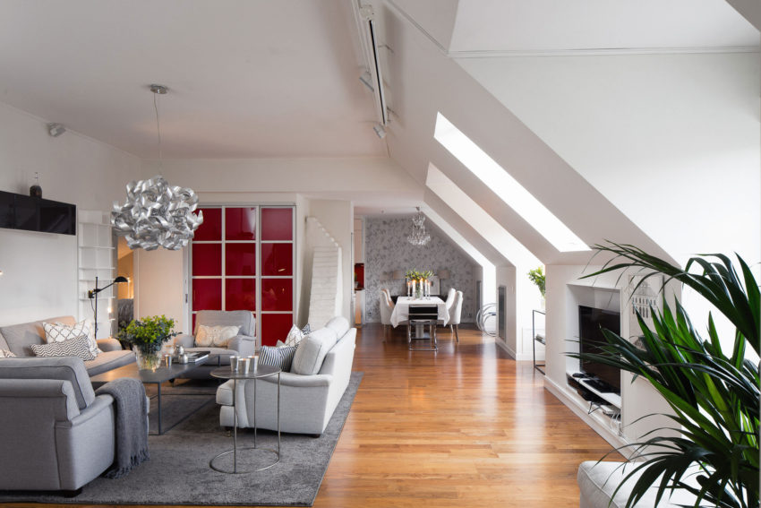 Stylish Apartment in Stockholm (6)