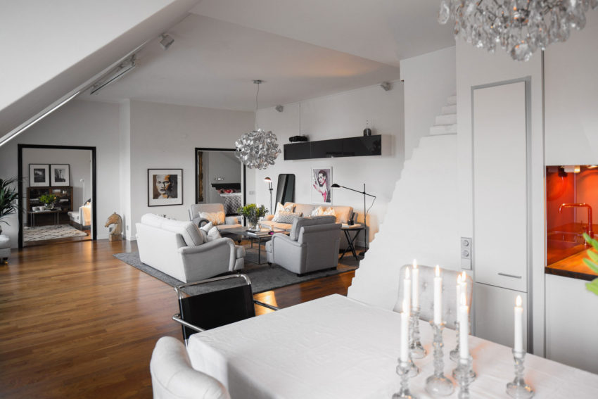 Stylish Apartment in Stockholm (7)