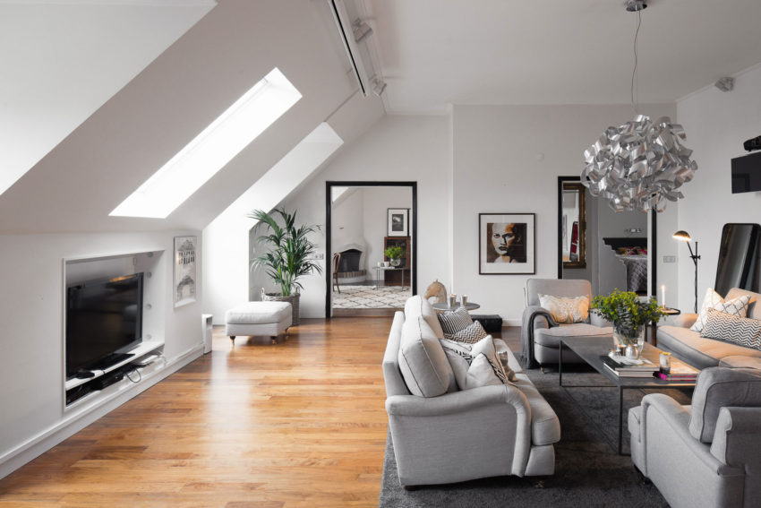 Stylish Apartment in Stockholm (8)