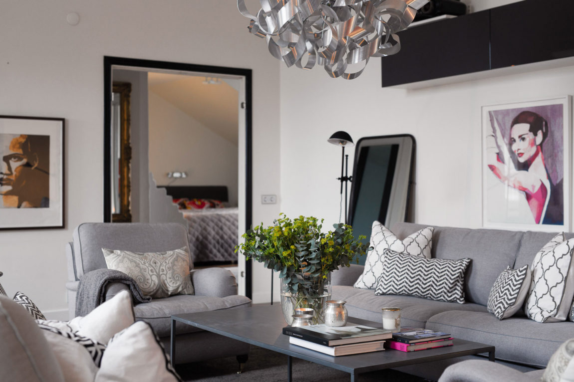 Stylish Apartment in Stockholm (10)