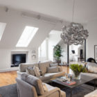 Stylish Apartment in Stockholm (11)