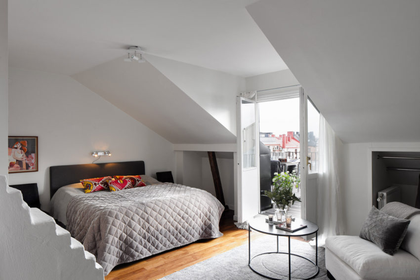Stylish Apartment in Stockholm (19)