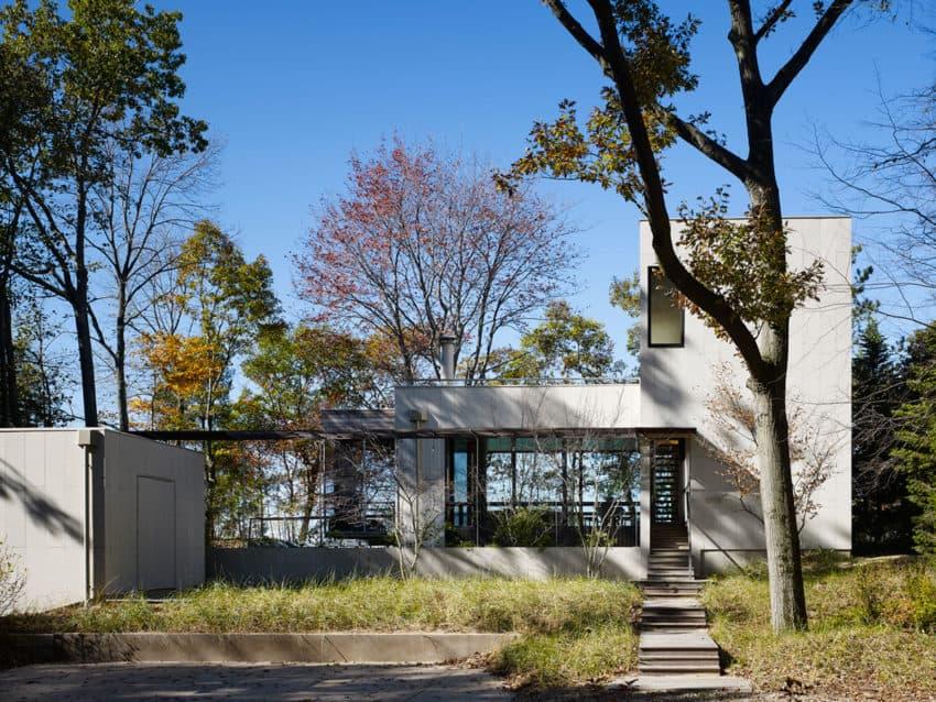Suns End Retreat by Wheeler Kearns Architects (1)