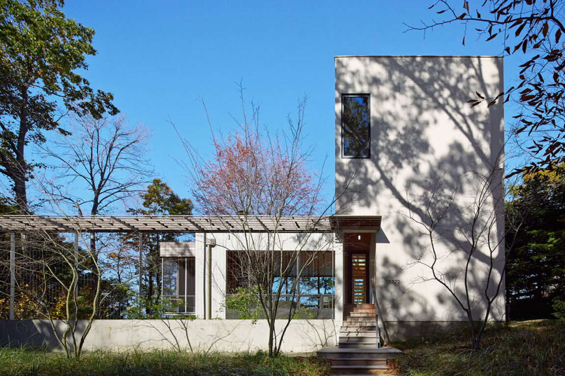 Suns End Retreat by Wheeler Kearns Architects (2)