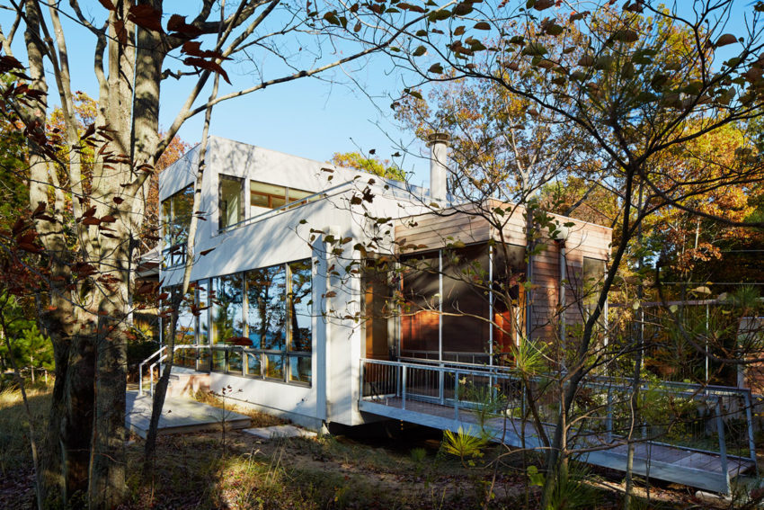 Suns End Retreat by Wheeler Kearns Architects (8)