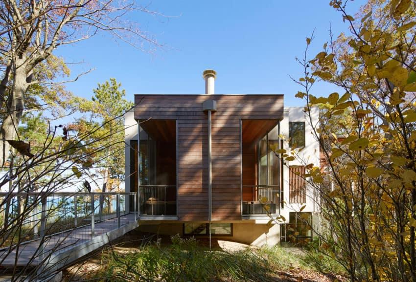 Suns End Retreat by Wheeler Kearns Architects (9)