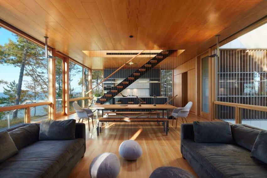 Suns End Retreat by Wheeler Kearns Architects (19)