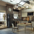 The Venice Loft by 3D Artist Serafien De Rijckedreef (1)
