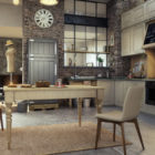 The Venice Loft by 3D Artist Serafien De Rijckedreef (3)