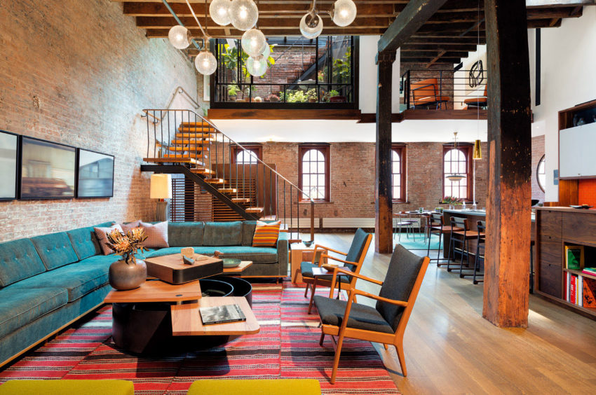 Tribeca Loft by Andrew Franz Architect (1)