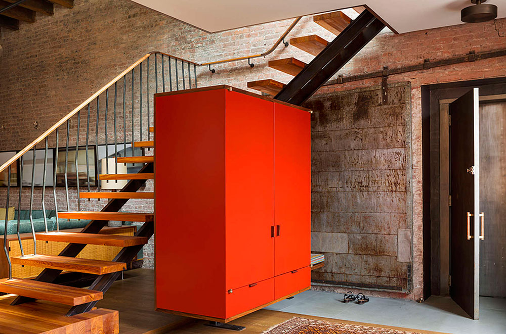 Tribeca Loft by Andrew Franz Architect (8)