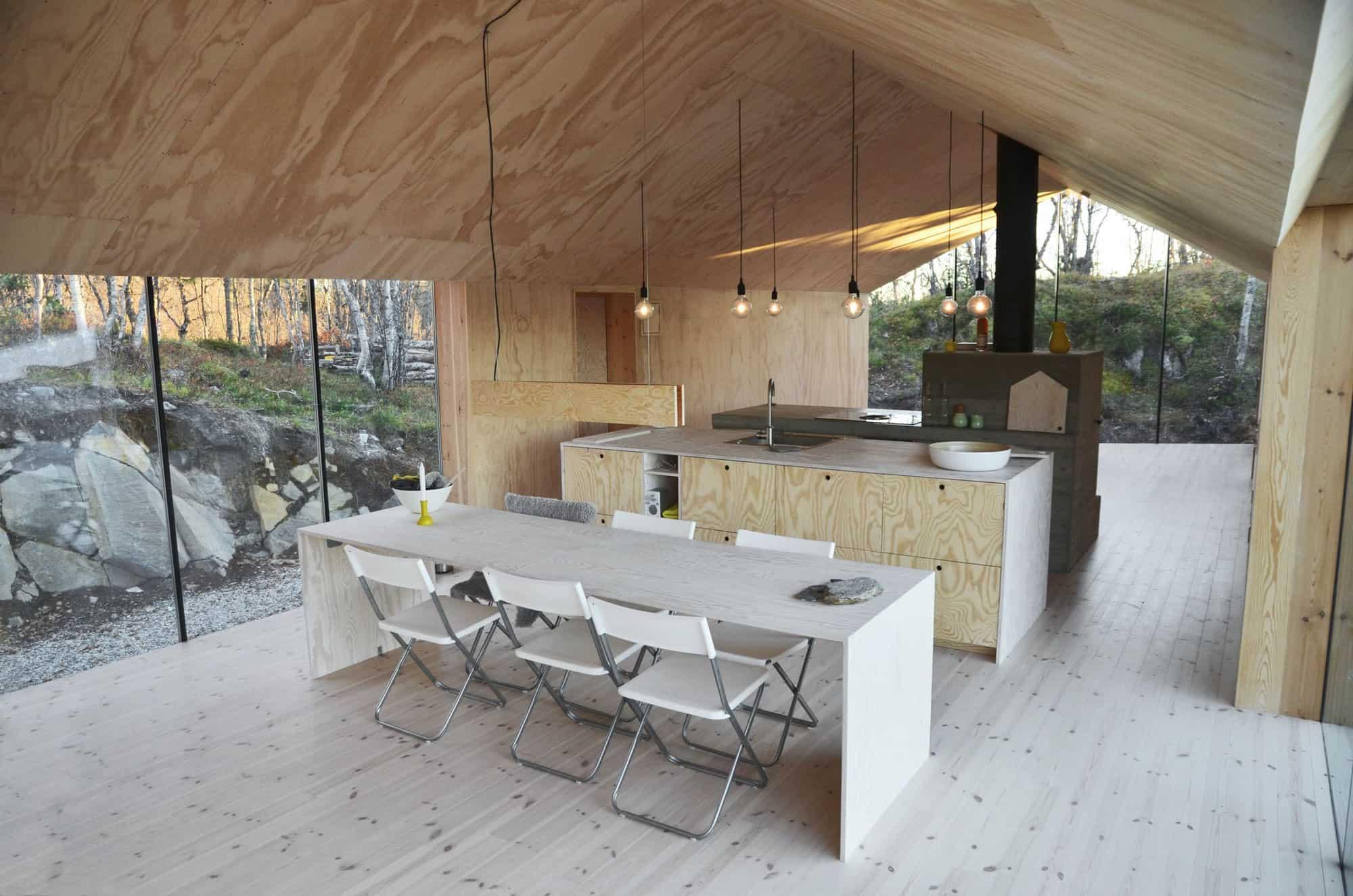 V Lodge by Reiulf Ramstad Arkitekter
