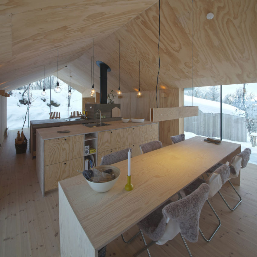 V Lodge by Reiulf Ramstad Arkitekter (10)