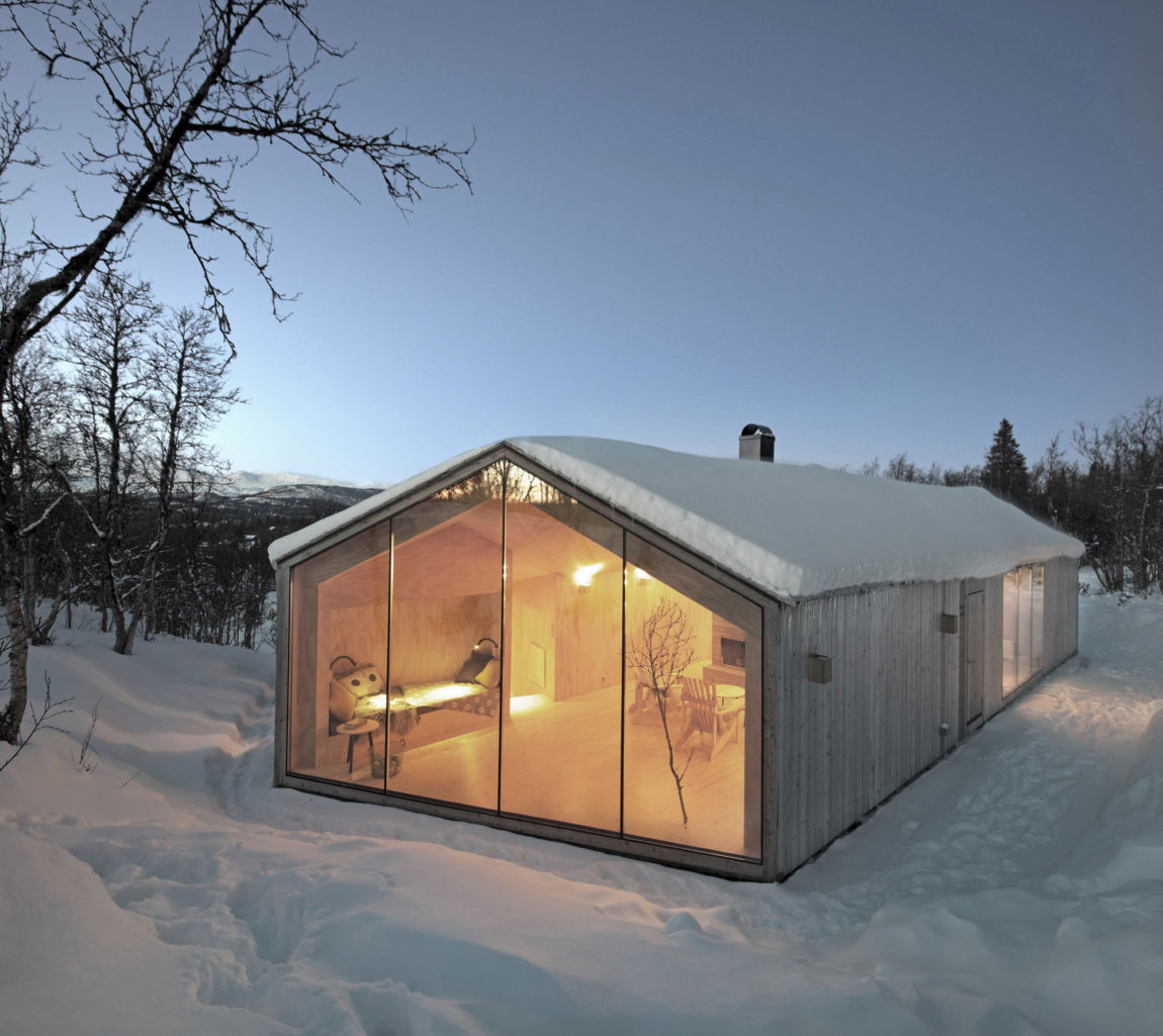 V Lodge by Reiulf Ramstad Arkitekter (17)