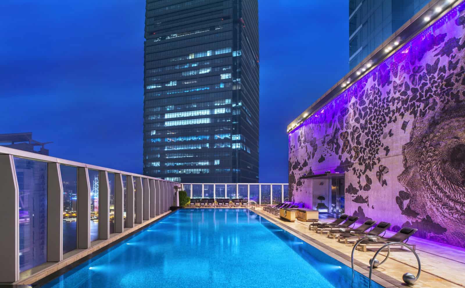 The Ren Room Shangri La Hotel