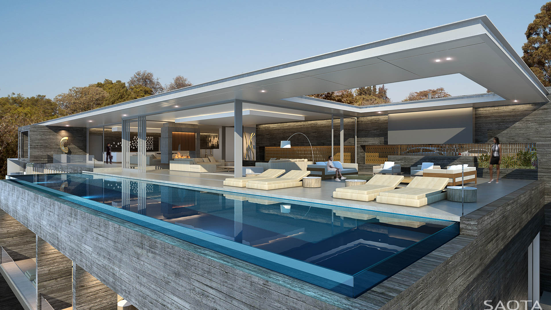 34 Yet To Be Built Modern Dream Homes By Saota Part 1