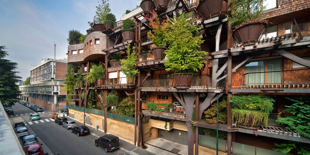 25 Verde, an Amazing Urban Treehouse by Luciano Pia (4)