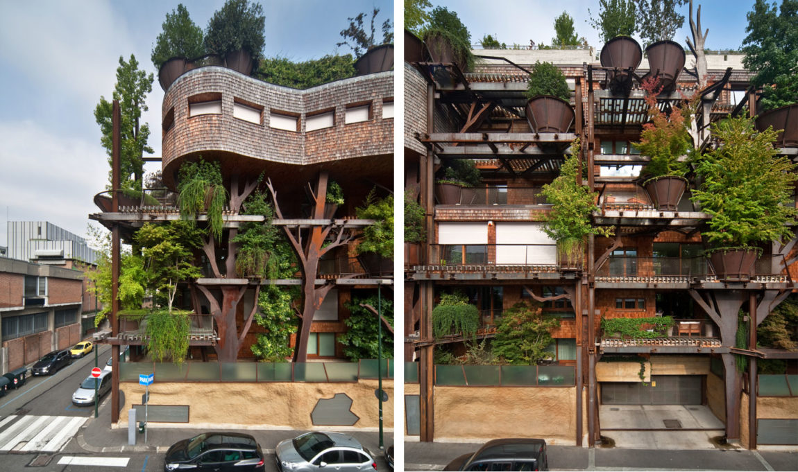 25 Verde, an Amazing Urban Treehouse by Luciano Pia (7)