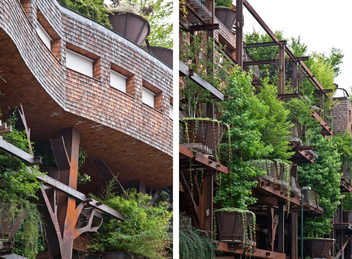 25 Verde, an Amazing Urban Treehouse by Luciano Pia (11)