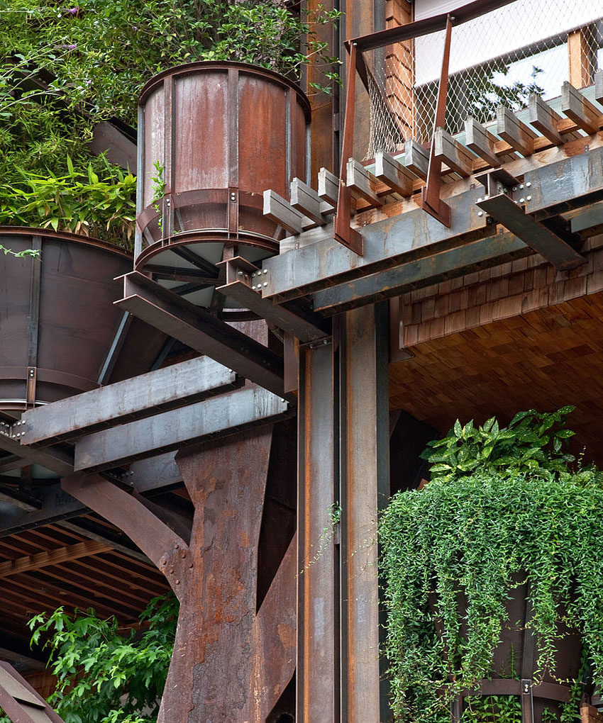 25 Verde, an Amazing Urban Treehouse by Luciano Pia (12)