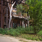 25 Verde, an Amazing Urban Treehouse by Luciano Pia (14)