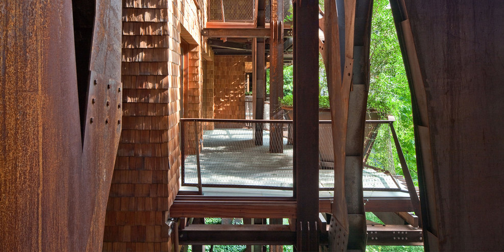 25 Verde, an Amazing Urban Treehouse by Luciano Pia (22)
