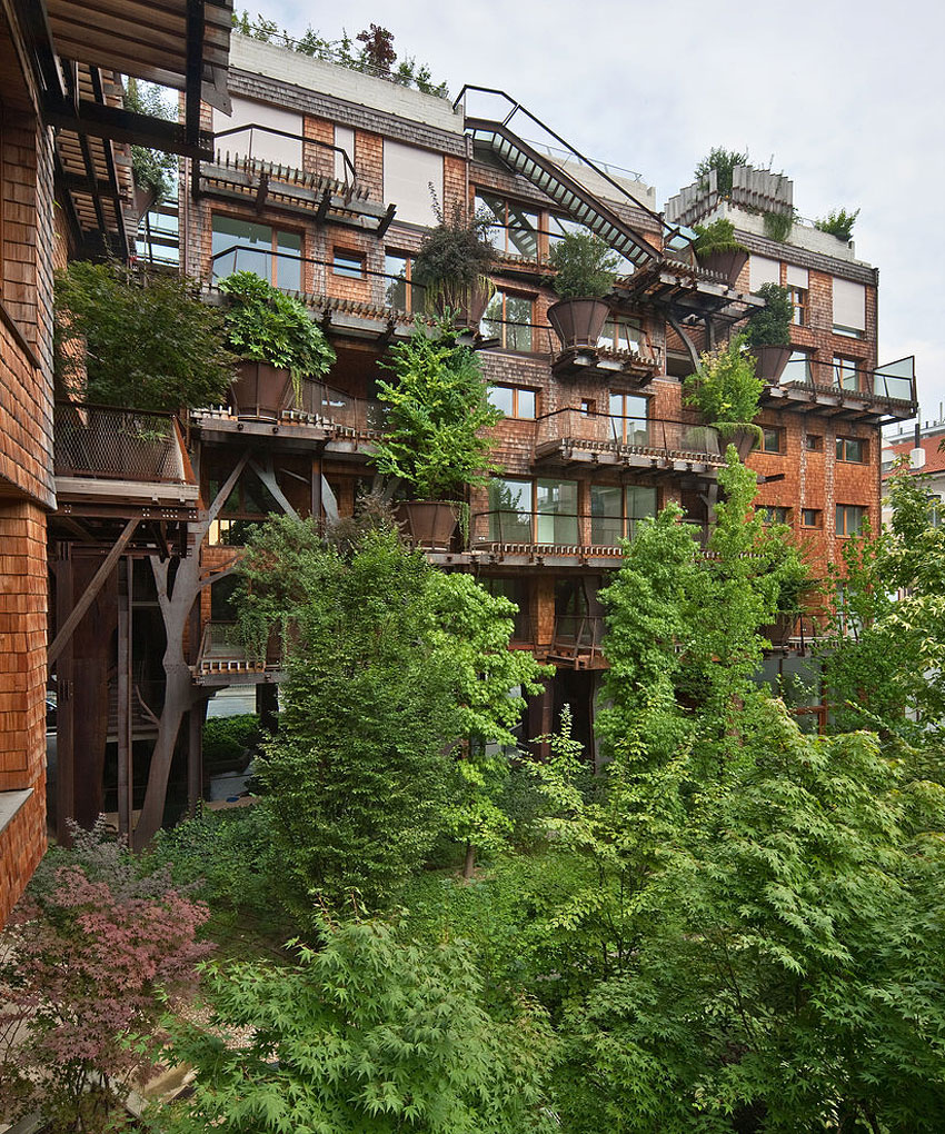 25 Verde, an Amazing Urban Treehouse by Luciano Pia (25)