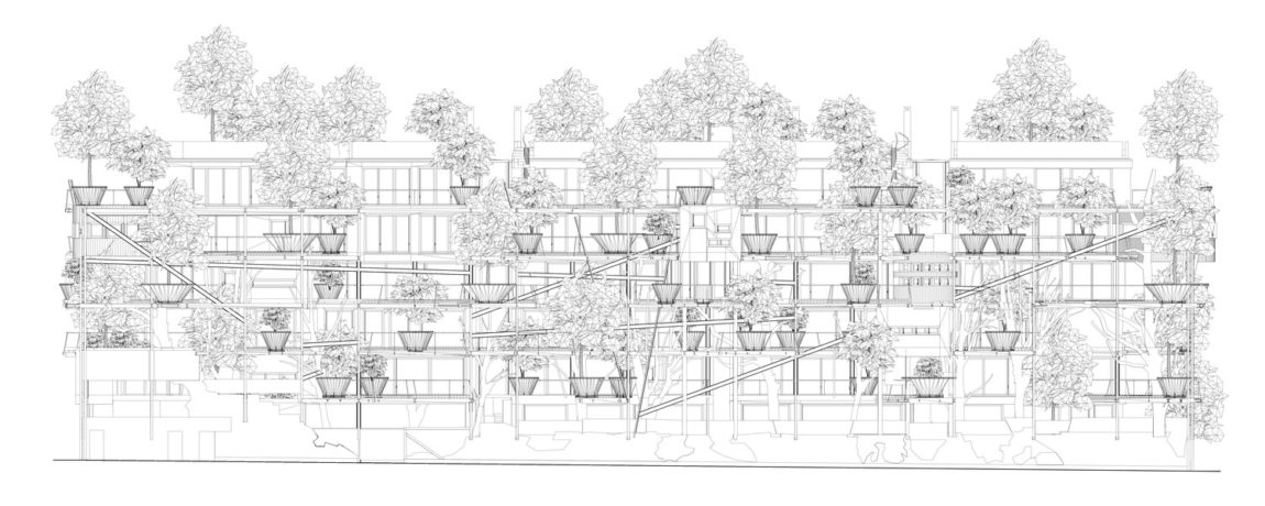 25 Verde, an Amazing Urban Treehouse by Luciano Pia (33)
