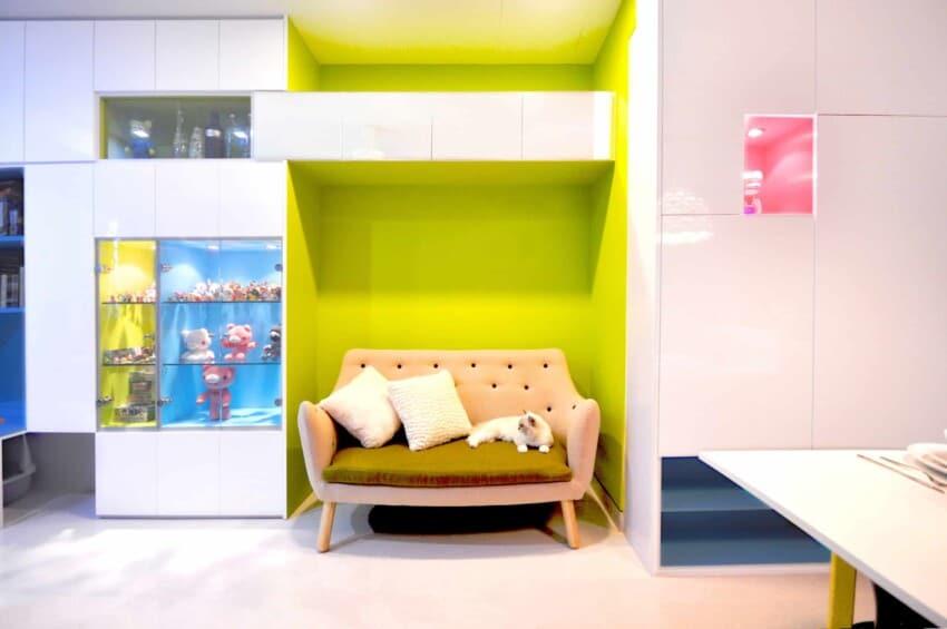 Boutique Studio Apartment by HUE D (1)