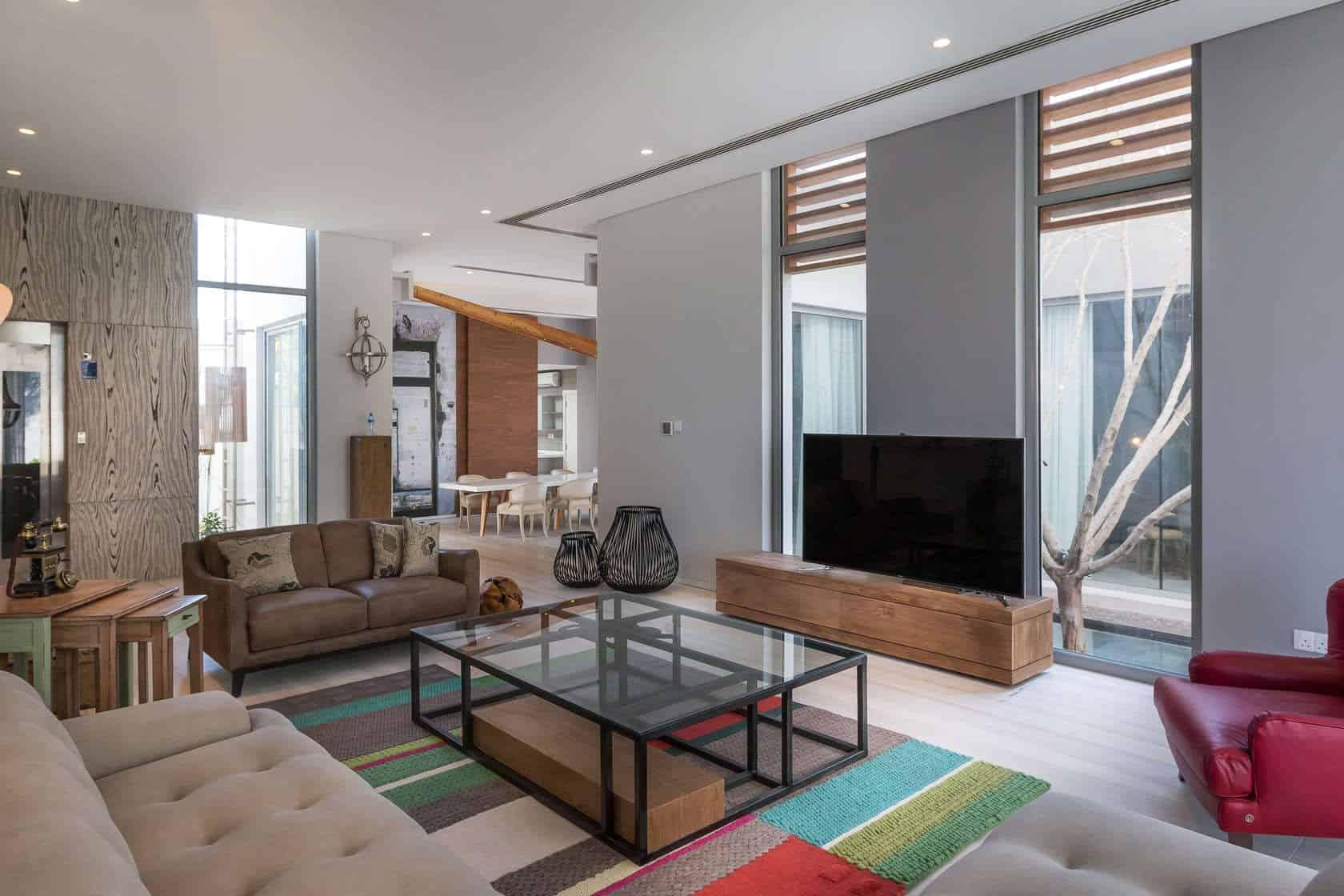 Salon Furniture Warehouse >> Amwaj Villa by Moriq Interiors and Design Consultants
