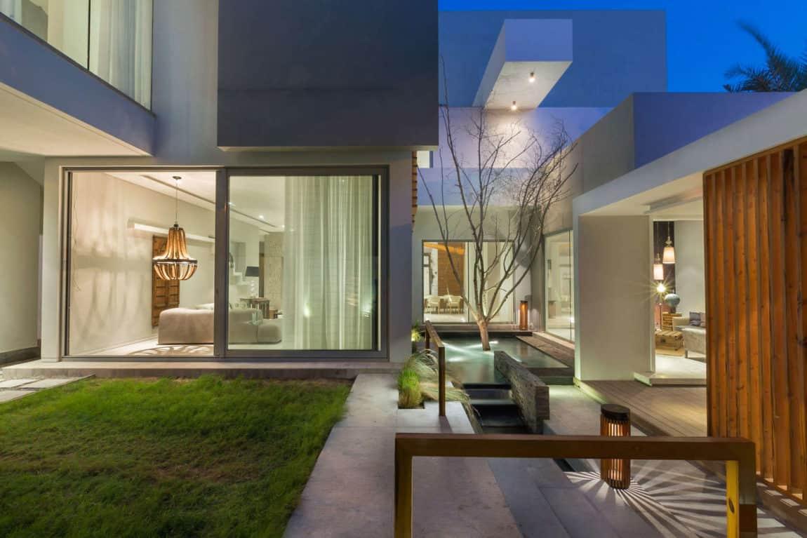 Amwaj villa by moriq interiors and design consultants 16