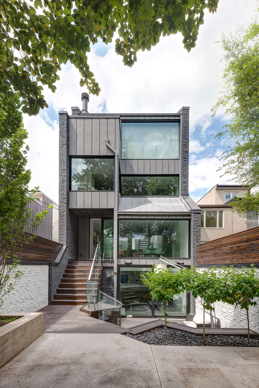 Berryman Street Residence by AUDAX Architecture (1)