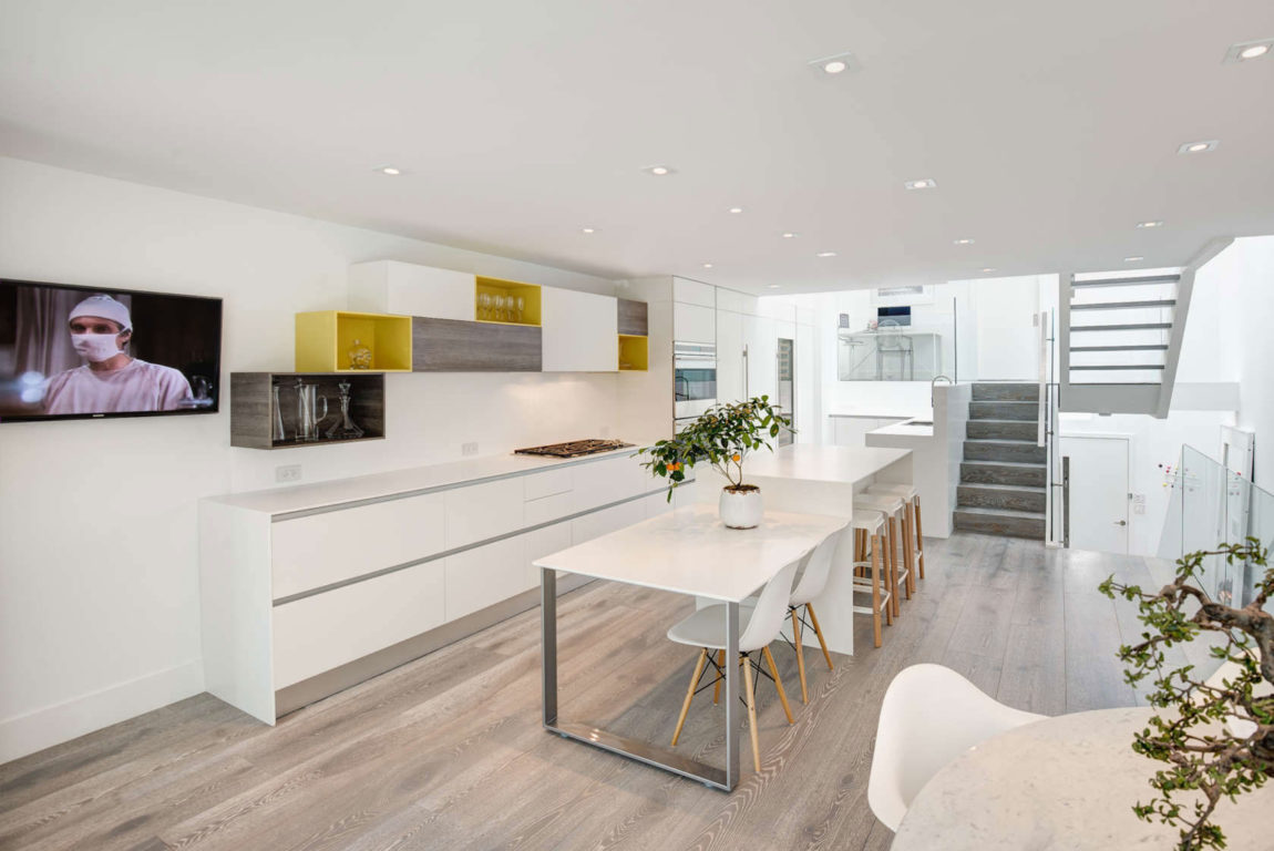 Berryman Street Residence by AUDAX Architecture (4)