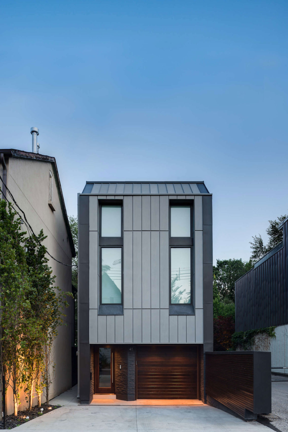 Berryman Street Residence by AUDAX Architecture (14)