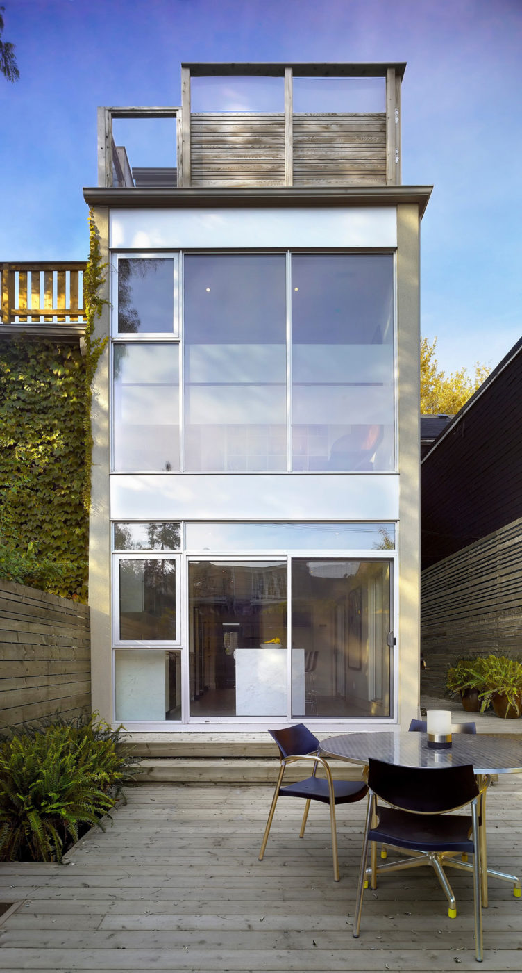 Cabbagetown Residence by DUBBELDAM Architecture + Design (2)