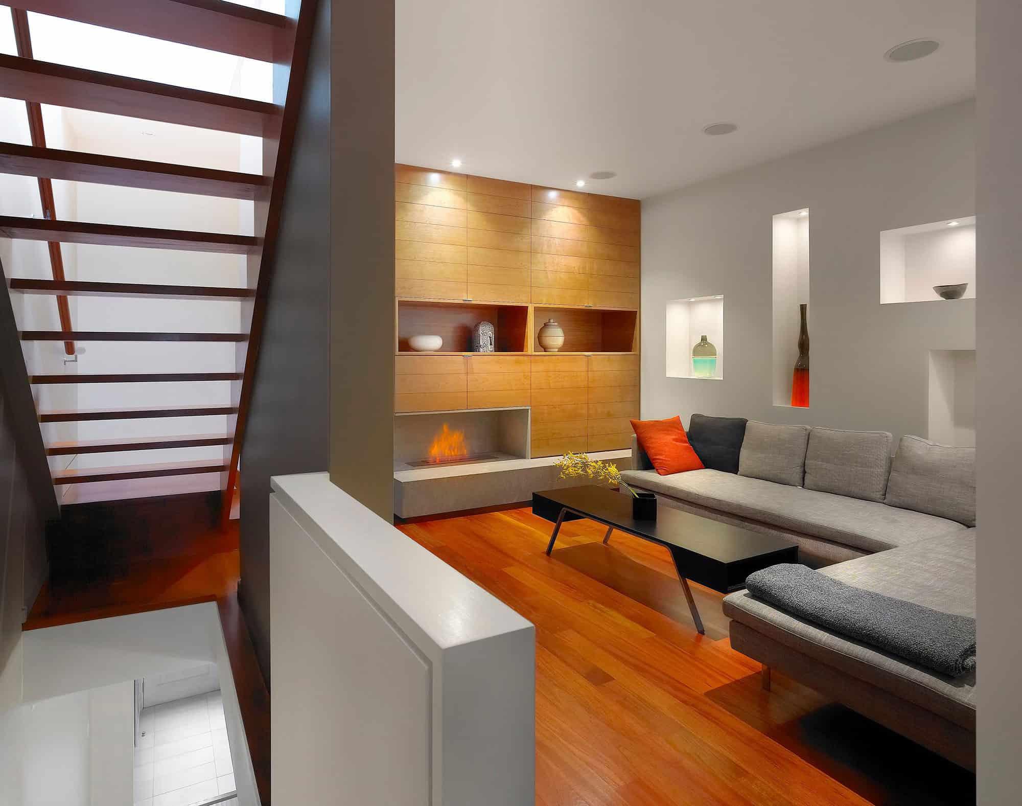 Cabbagetown Residence by DUBBELDAM Architecture + Design