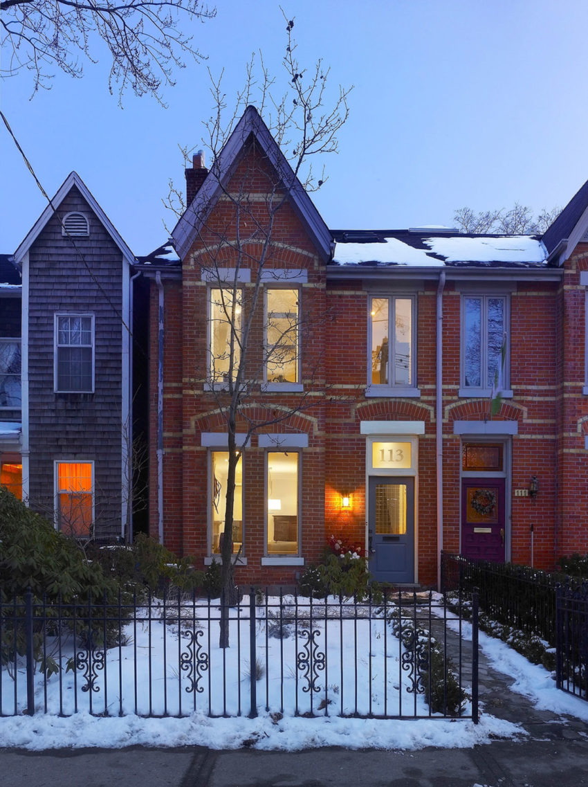 Cabbagetown Residence by DUBBELDAM Architecture + Design (12)