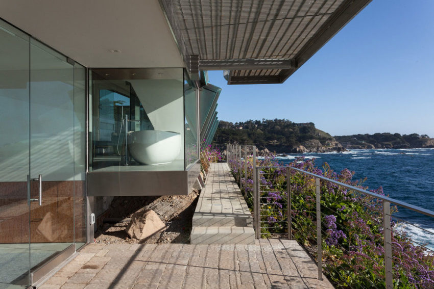 Carmel Highlands Residence by Eric Miller Architects (9)