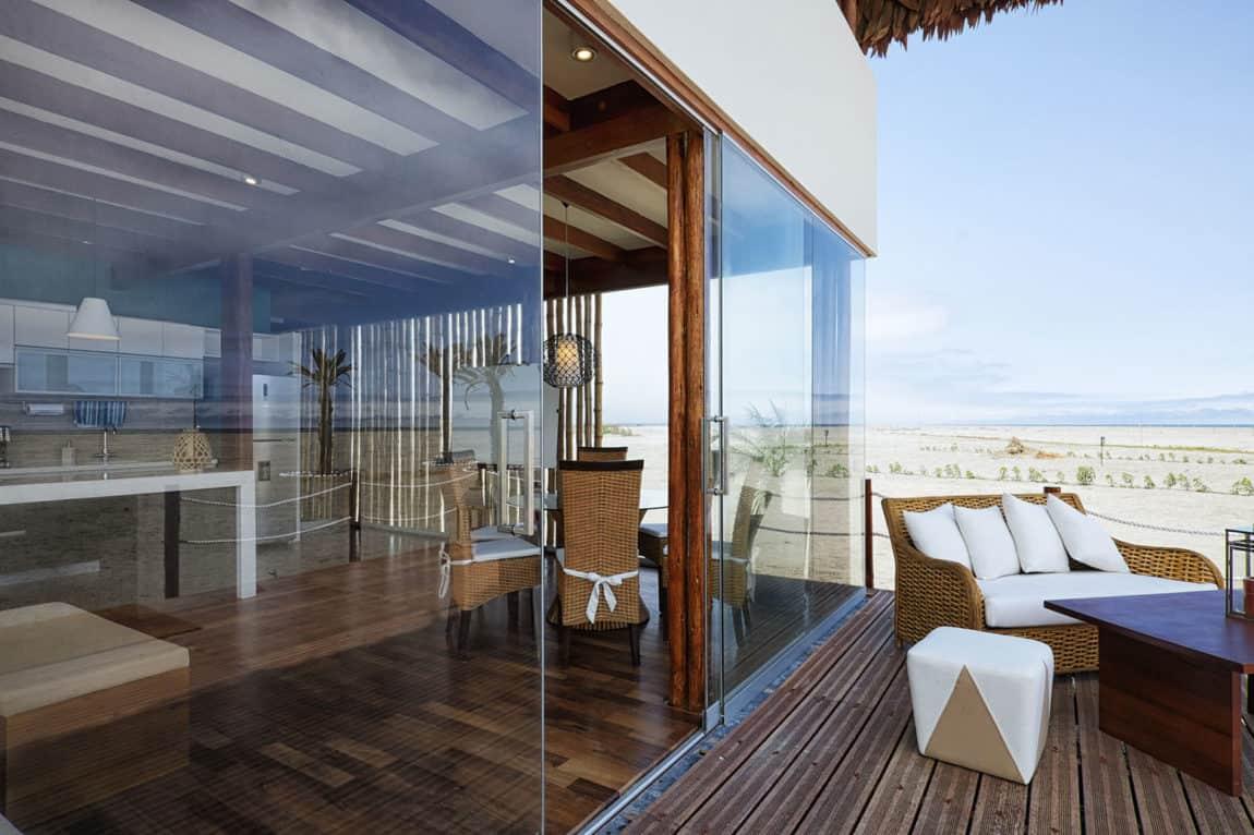 Casa en Playa del Carmen by YUPANA Arquitectos (4)