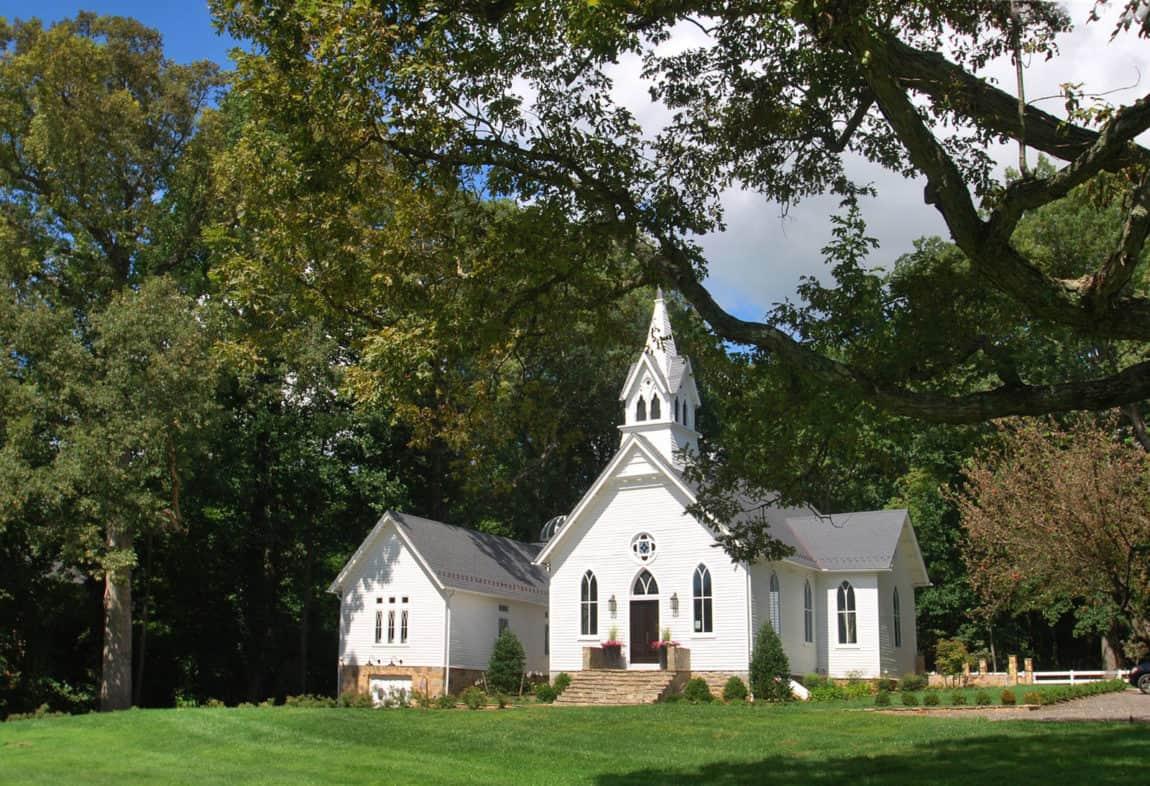 Church conversion by homewood interiors 1