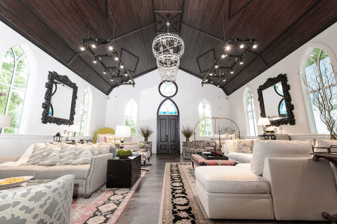 Church conversion by homewood interiors 5