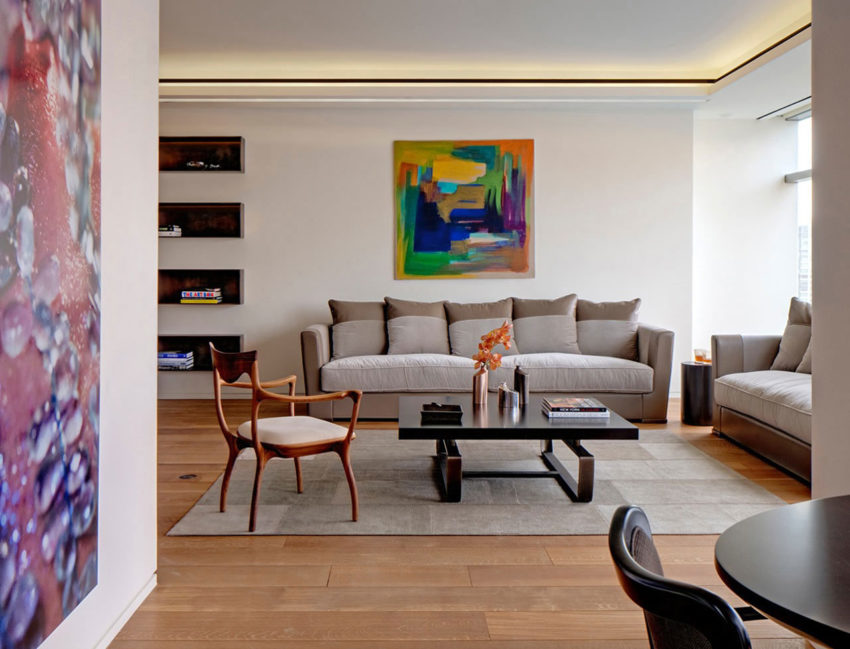 Collector's Residence by Andre Kikoski Architect (1)
