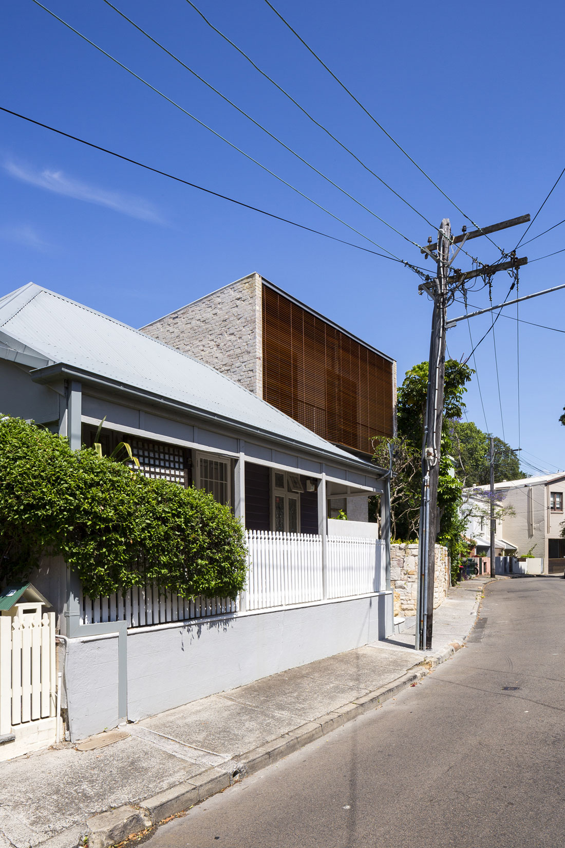 Courtyard House by Aileen Sage Architects (1)