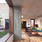 Courtyard House by Aileen Sage Architects (6)